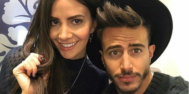 Marco Ferri y Aylén Milla
