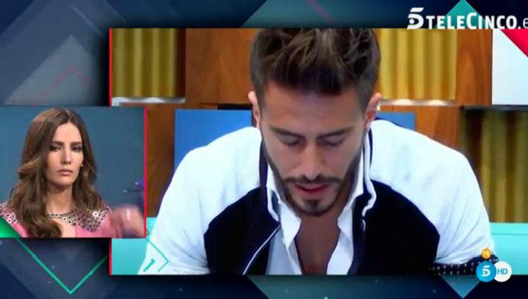 Marco ya se imaginaba la reacción celosa por parte de Aylén | telecinco.es