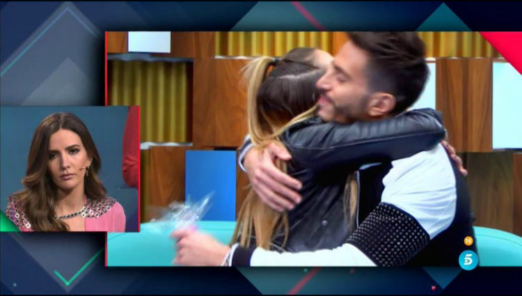 Aylén desaprueba la amistad entre su novio y Alyson Eckmann | telecinco.es
