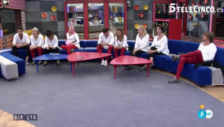 El Super comunica a los concursantes la lista definitiva de nominados | telecinco.es