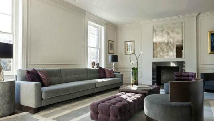 La decoración clásica y, a la vez, minimalista se hacen con el control de la nueva casa de Ivanka Trump
