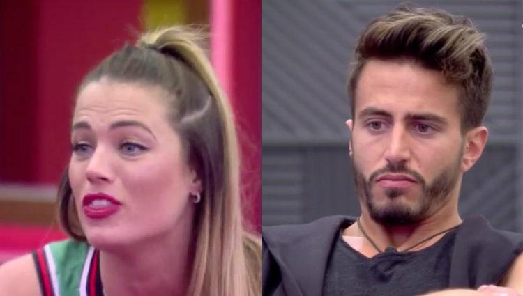 Alyson le explica a Aylén que no ha pasado nada entre ella y Marco | telecinco.es