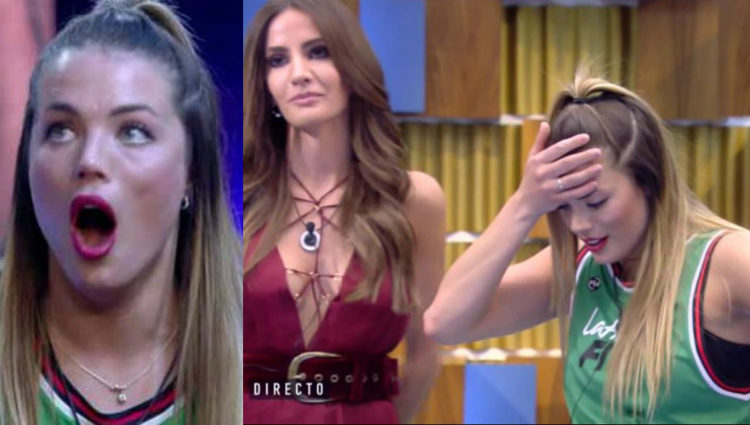 Aylen y Alyson se ven las caras en el confesionario | telecinco.es