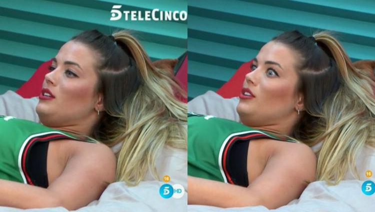 Alyson se queda tocada tras sospechar que se ha encontrado con Aylén | telecinco.es