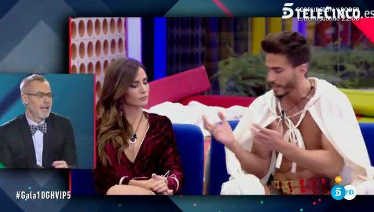 Aylén y Marco explican en que punto se encuentran tras estos días de convivencia | telecinco.es
