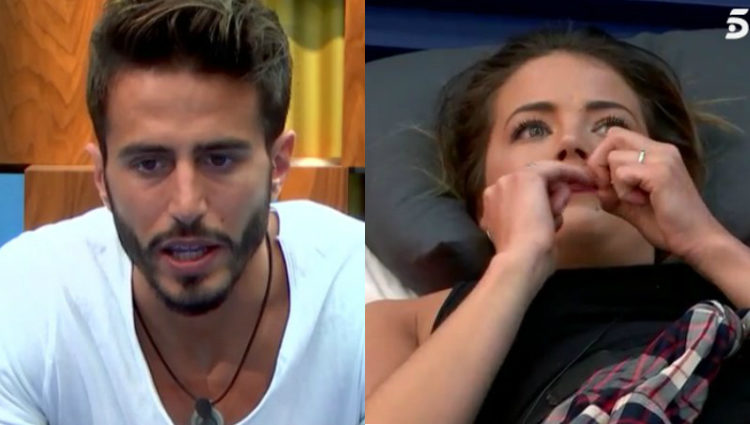 Marco y Alyson comentan el cambio que se ha producido en su relación | telecinco.es