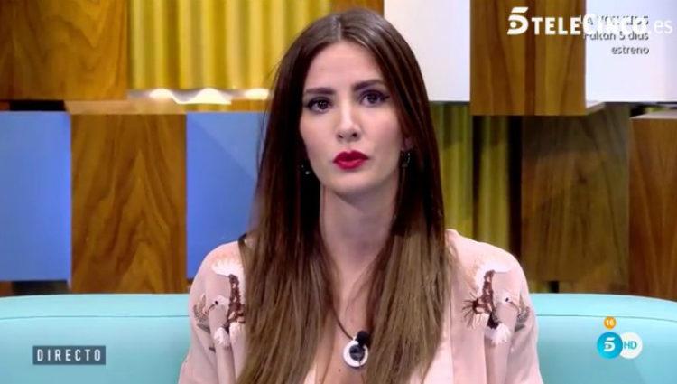 Aylén es consciente de que la elección ha sido muy ajustada | telecinco.es