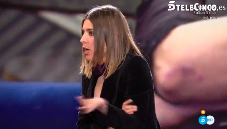 Sandra Barneda responde a Marta López por su comentario