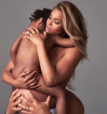 Ciara Luce Embarazo Desnuda En Una Sesión De Fotos Junto A Su Marido