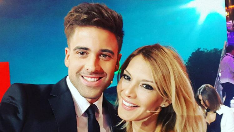 Sergio Ayala e Ivonne Reyes en el noveno debate de 'GH VIP 5' | Twitter