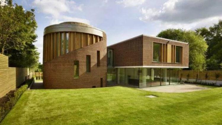 La mansión de Cheryl Cole se encuentra en Herfordshire, al norte de Londres