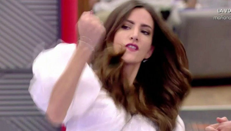 Aylén celebra estar nominada antes de criticar la nominación de Alyson | telecinco.es