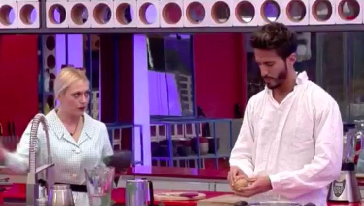 Marco se desahoga con Daniela tras sentirse traicionado por Alyson | telecinco.es