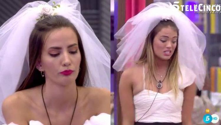 Aylén llama a Alyson 'mentirosa' y 'falsa' durante los posicionamientos | telecinco.es