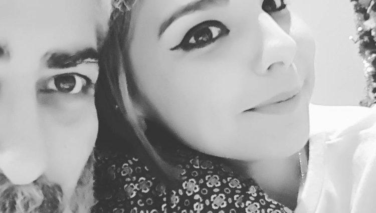 Chenoa junto a la pareja de su madre, Tati / Instagram
