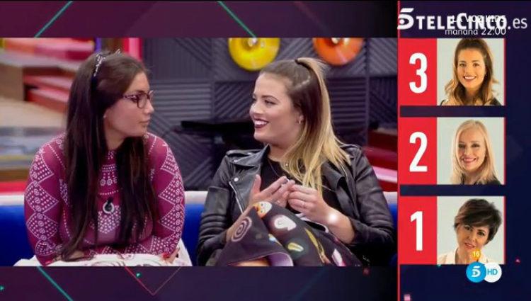 Marco Ferri nomina con tres puntos a Alyson Eckmann | telecinco.es