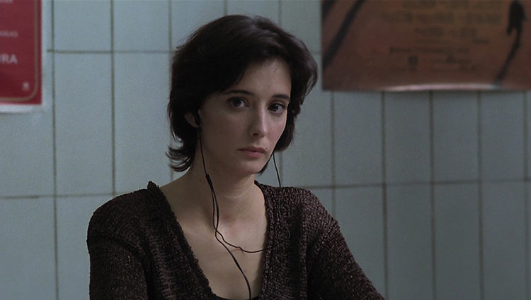Ana Torrent como Ángela Márquez en 'Tesis'