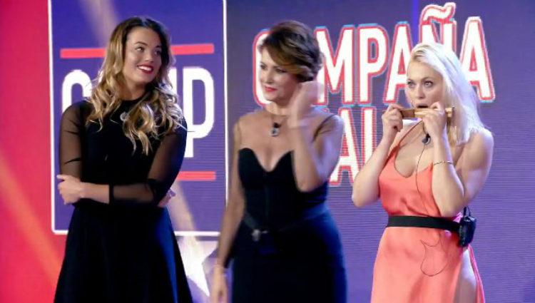 Alyson, Irma y Daniela, finalistas de 'GH VIP 5' | telecinco.es