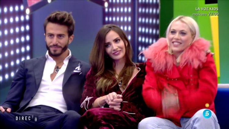 Daniela se unió a 'Maylén' en la recta final | telecinco.es