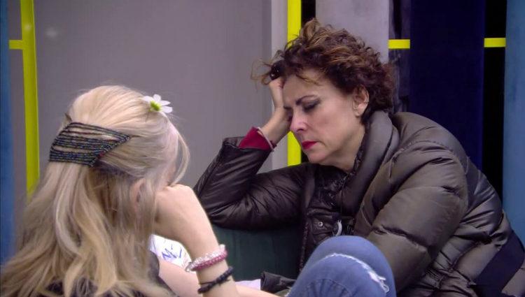 El concurso de Irma ha estado marcado por las lágrimas y su relación con Emma | telecinco.es
