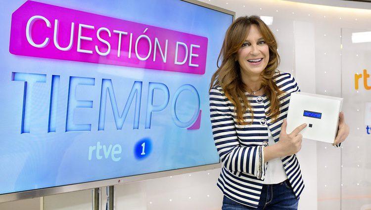 Patricia Gaztañaga en 'Cuestión de tiempo' / Foto: FormulaTV