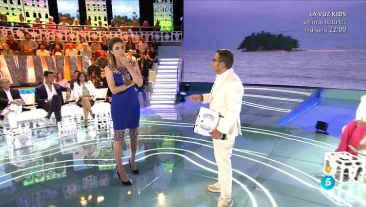 Sandra Barneda anuncia la presencia de Rosa Benito y Antonio David en su programa | telecinco.es