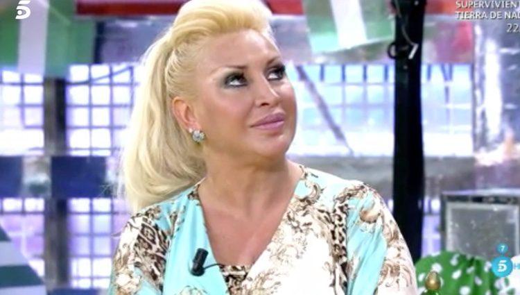 Raquel Mosquera habla de su relación con Rocío Carrasco/ Fuente: 'Sálvame'