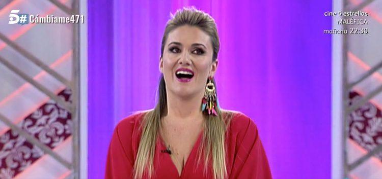 Carlota Corredera tras su cambio