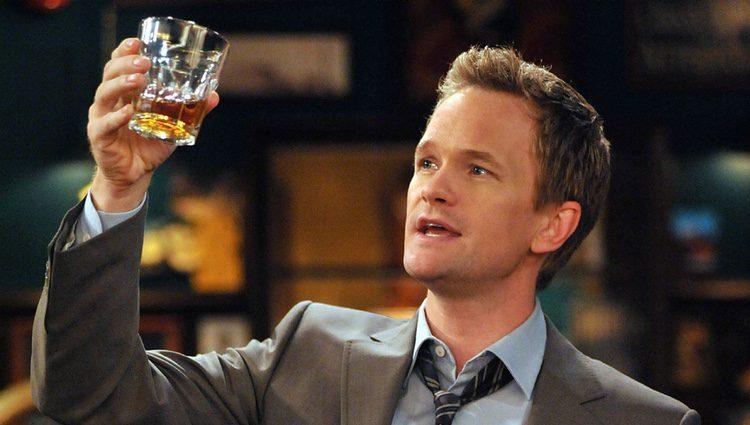 El personaje Barney Stinson interpretado por Neil Patrick Harris