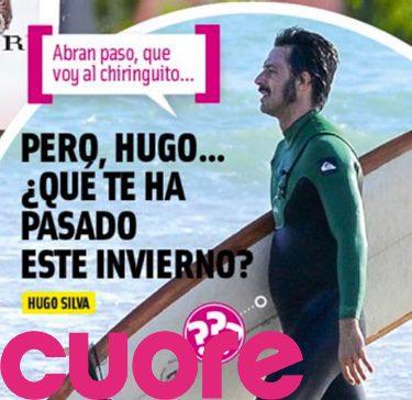 Hugo Silva en Cuore
