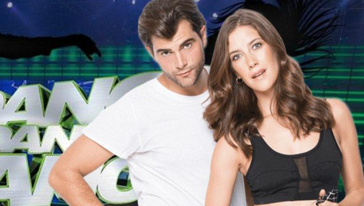 Diego Domínguez y Clara Alonso, ganadores del concurso 'Dance, Dance, Dance'