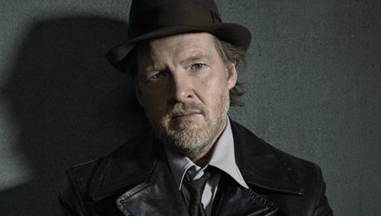 Donal Logue en una imagen promocional de 'Gotham'