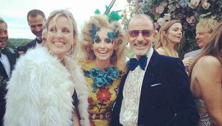 El Rey Felipe disfrutando de la fiesta de cumpleaños / Instagram