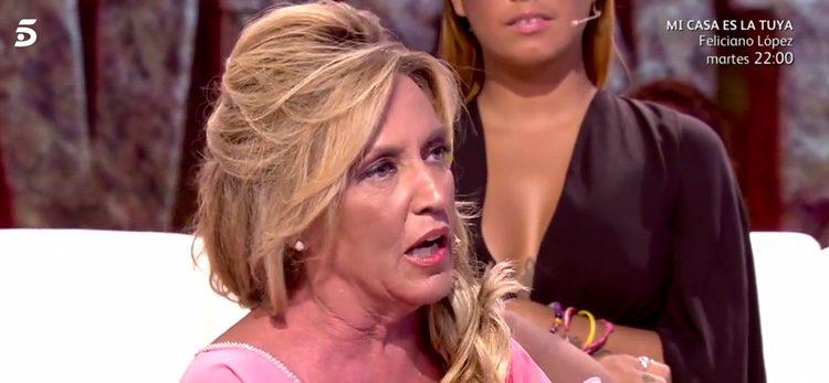 Lydia Lozano elige a Laura Matamoros como su favorita para ganar 'Supervivientes 2017'