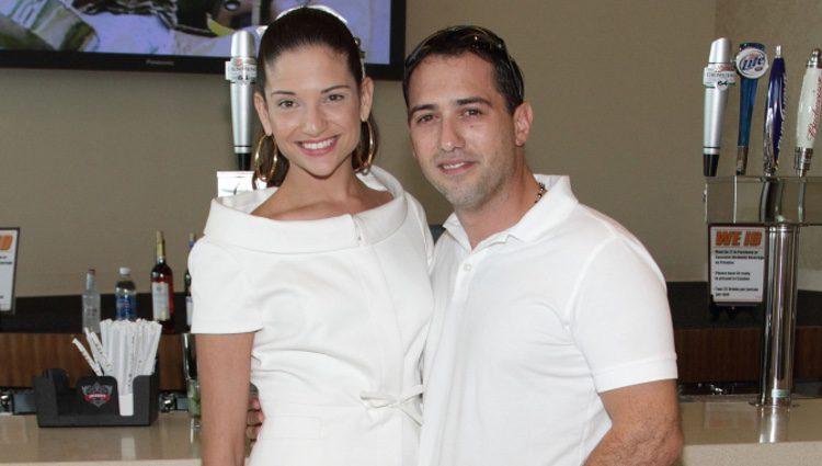 Natalia Jiménez y Antonio Alcol