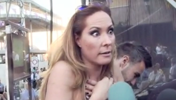 Rosario Mohedano no quiere hablar del tema/ Fuente: telecinco.es