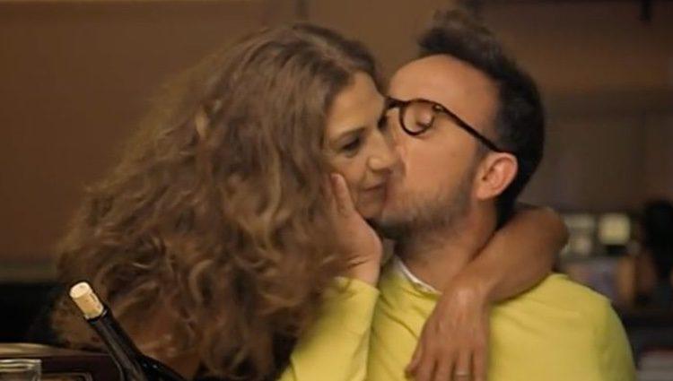 Ángel Llacer y Lolita Flores / Foto: RTVE.es