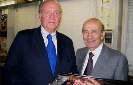El Rey con Ivo Fabbri