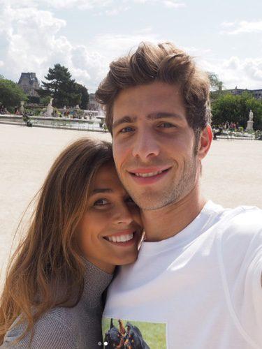 La pareja se encuentra muy feliz por su próxima boda/ Fuente: Instagram Sergi Roberto