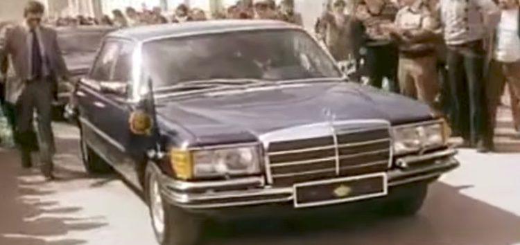 Vehículo que utilizó el Rey Juan Carlos en sus primeros años de reinado
