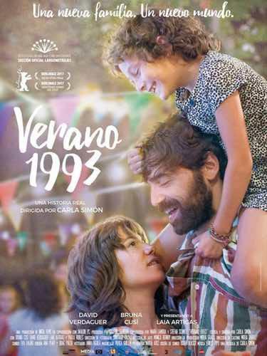 Cartel de 'Verano 1993'