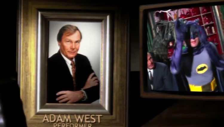 Momento en el que se ha recordado a Adam West en los Emmys