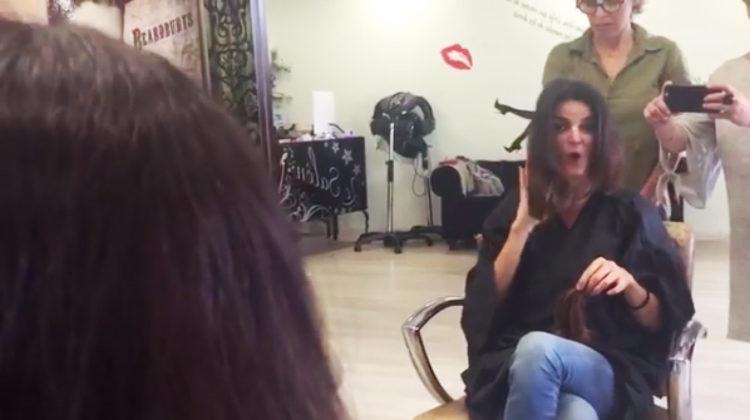 Clara Lago alucina con su corte de pelo | Instagram