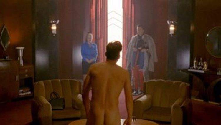 Matt Bomer desnudo en 'American Horror Story: Hotel'