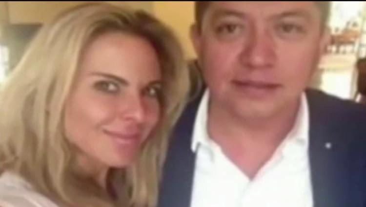 Kate junto al abogado del Chapo