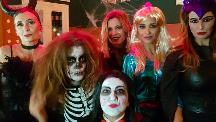Las Pencas celebran Halloween 2017