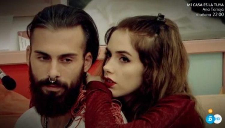 José María y Carlota en la cada de Guadalix de la Sierra/ Fuente: telecinco.es