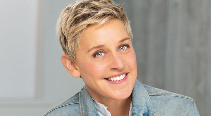 La humorista Ellen DeGeneres