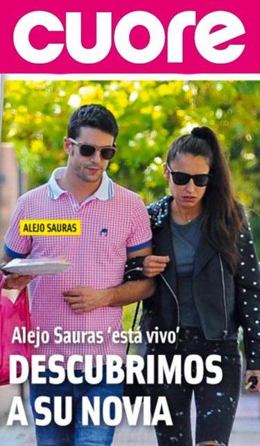 Alejo Sauras y San Yélamos en Cuore