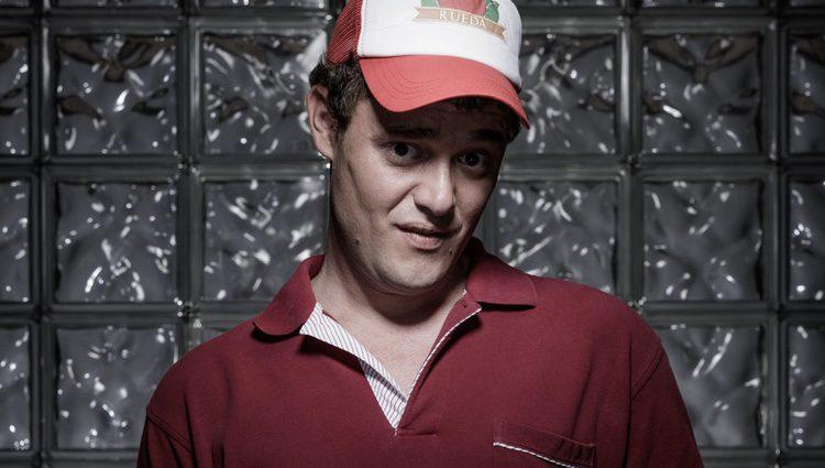 Federico Aguado interpretó a Sergio Rueda en 'Mar de plástico'